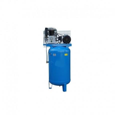 Compressore industriale 270 L. 5.5kW, 10 bar Verticale
