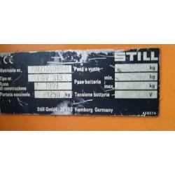 Stoccatore Elettrico 13 q.li - Still EGV S13