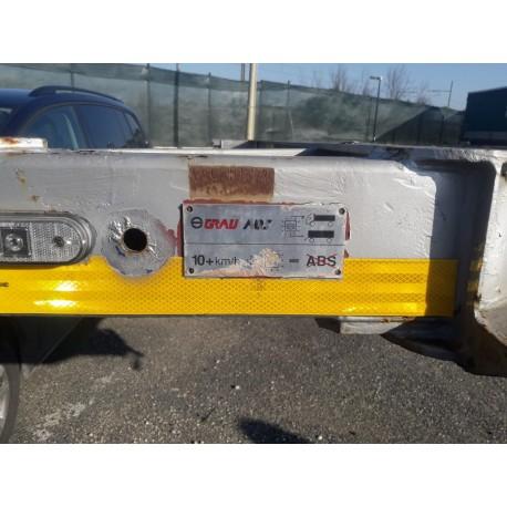 Semirimorchio Porta Container Fisso / Anno 1999