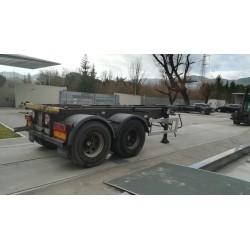 Semirimorchio Porta Container / Anno 2001