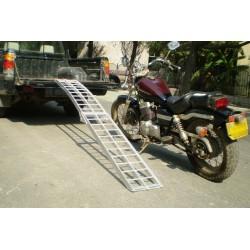Rampa Singola in Alluminio per Moto