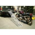 Rampa In Alluminio per Moto