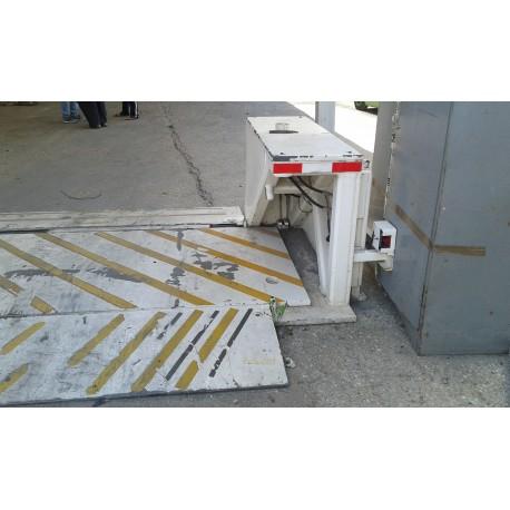 Barriera Idraulica per Passaggio