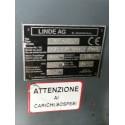 Carrello Elevatore Elettrico Linde E16 q.li
