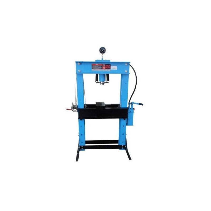 Pressa idraulica professionale per officina meccanica 50 for Presse idrauliche usate per officina
