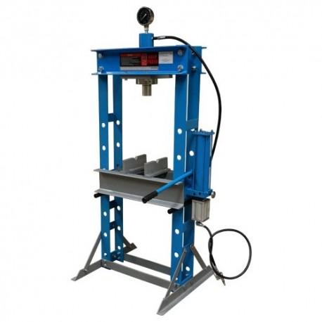Pressa pneumatica idraulica per officina meccanica 30 tons for Presse idrauliche usate per officina