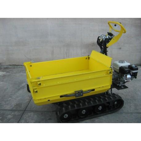 MOTOCARRIOLA CINGOLATA 400 Kg / Nuovo