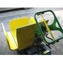 MINIDUMPER CINGOLATO NUOVO 400 Kg - Mod: KRK414