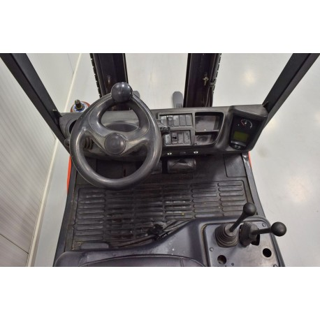 Carrello Elevatore Linde Diesel [25 q.li]
